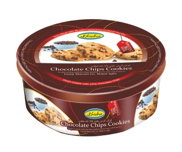 Cookie With 25% Chocolate Chips – 310 Gr Pack