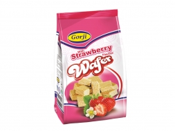 Fruity Wafer With Strawberry Flavor – 100 Gr Pack