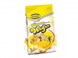 Fruity Wafer With Banana Flavor – 100 Gr Pack