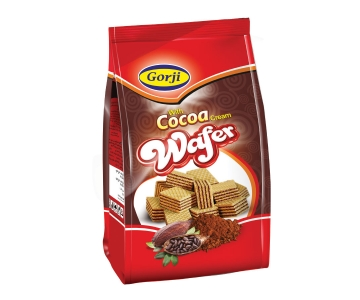 Fruity Wafer With Cocoa Flavor – 100 Gr Pack