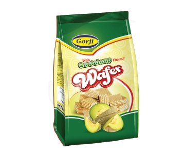 Fruity Wafer With Cantaloupe Flavor – 100 Gr Pack