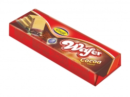 Wafer with Cocoa Flavor