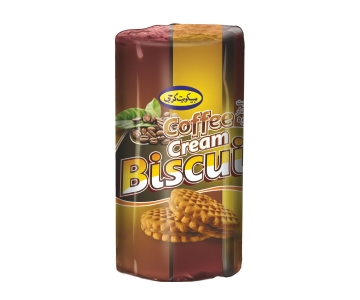 Coffee Biscuit With Coffee Cream – 135 Gr Cylindrical Pack