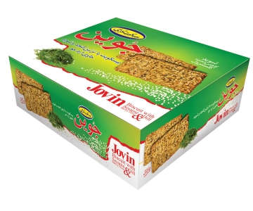 """Biscuit With Sesame & Dill – 920 Gr Pack – Brand """"Jovin"""""""